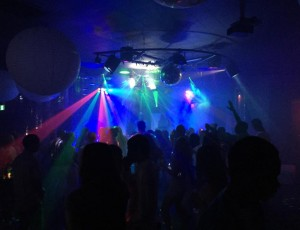 Traffik Lounge – Bal en Blanc 2014 – 2