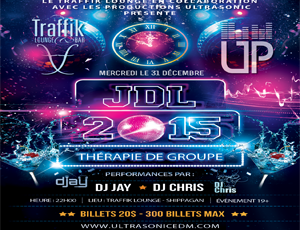 JDL 2015 – DJay's Official New Years Eve Party