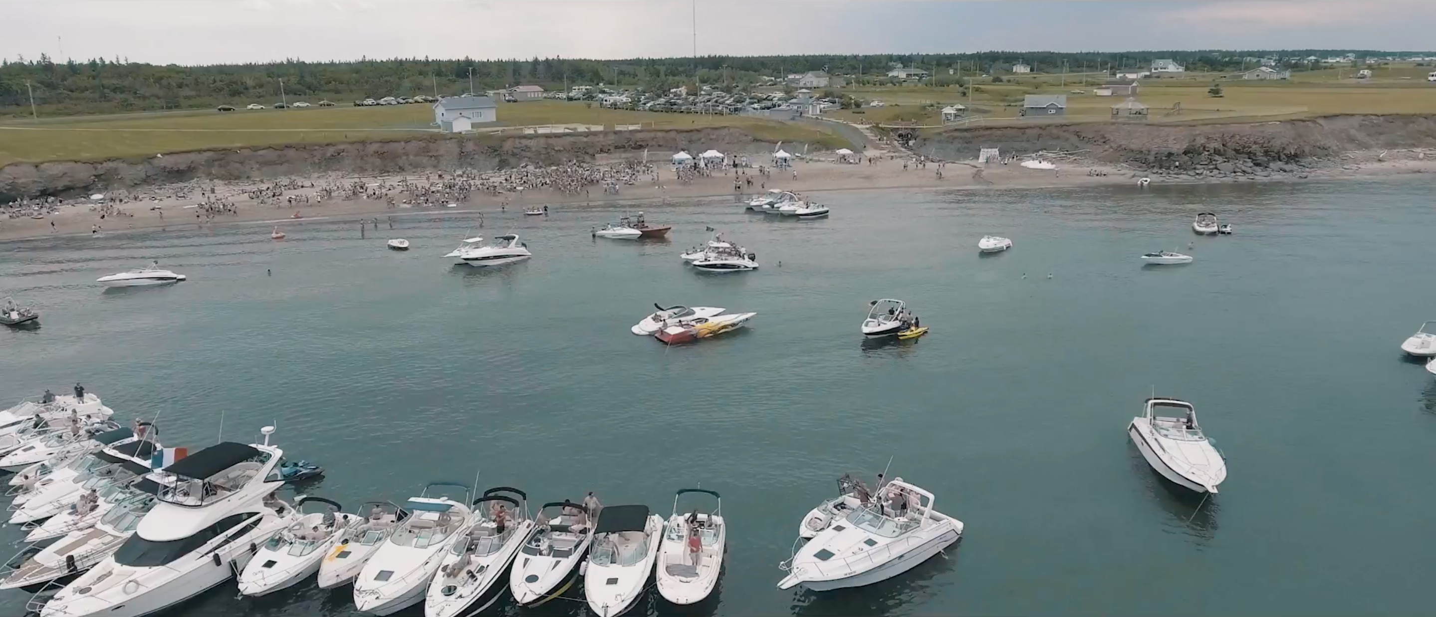 Beach Party Acadien - Promotional Video 2018